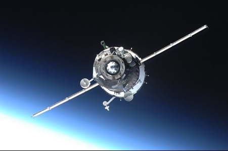 Soyuz from ISS