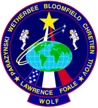 STS  86 Mission Patch