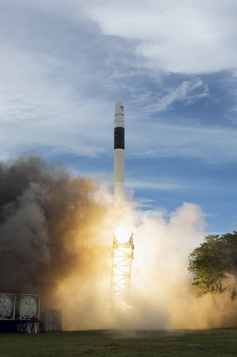 falcon1 launches